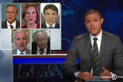 What The Daily Show's Trevor Noah gets wrong about pro-lifers and gun control