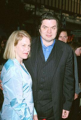 Premiere: Oliver Platt at the premiere of Warner Brothers' Ready To Rumble - 2000