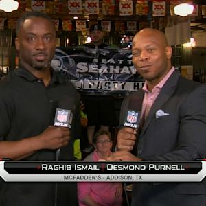 Raghib 'Rocket' Ismail expresses his concerns about Cowboys schedule