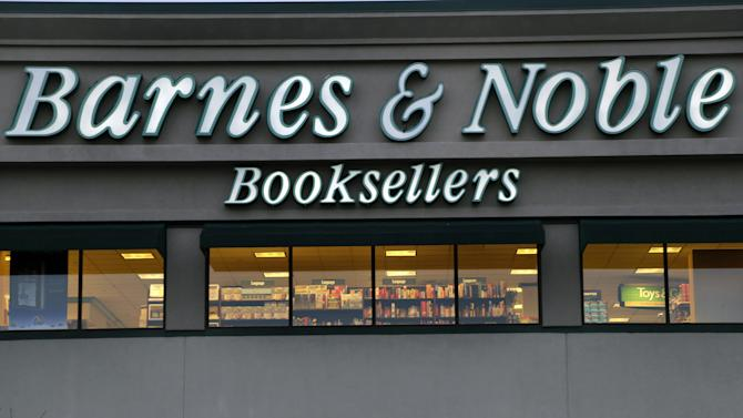 Barnes & Noble chair wants to buy retail business