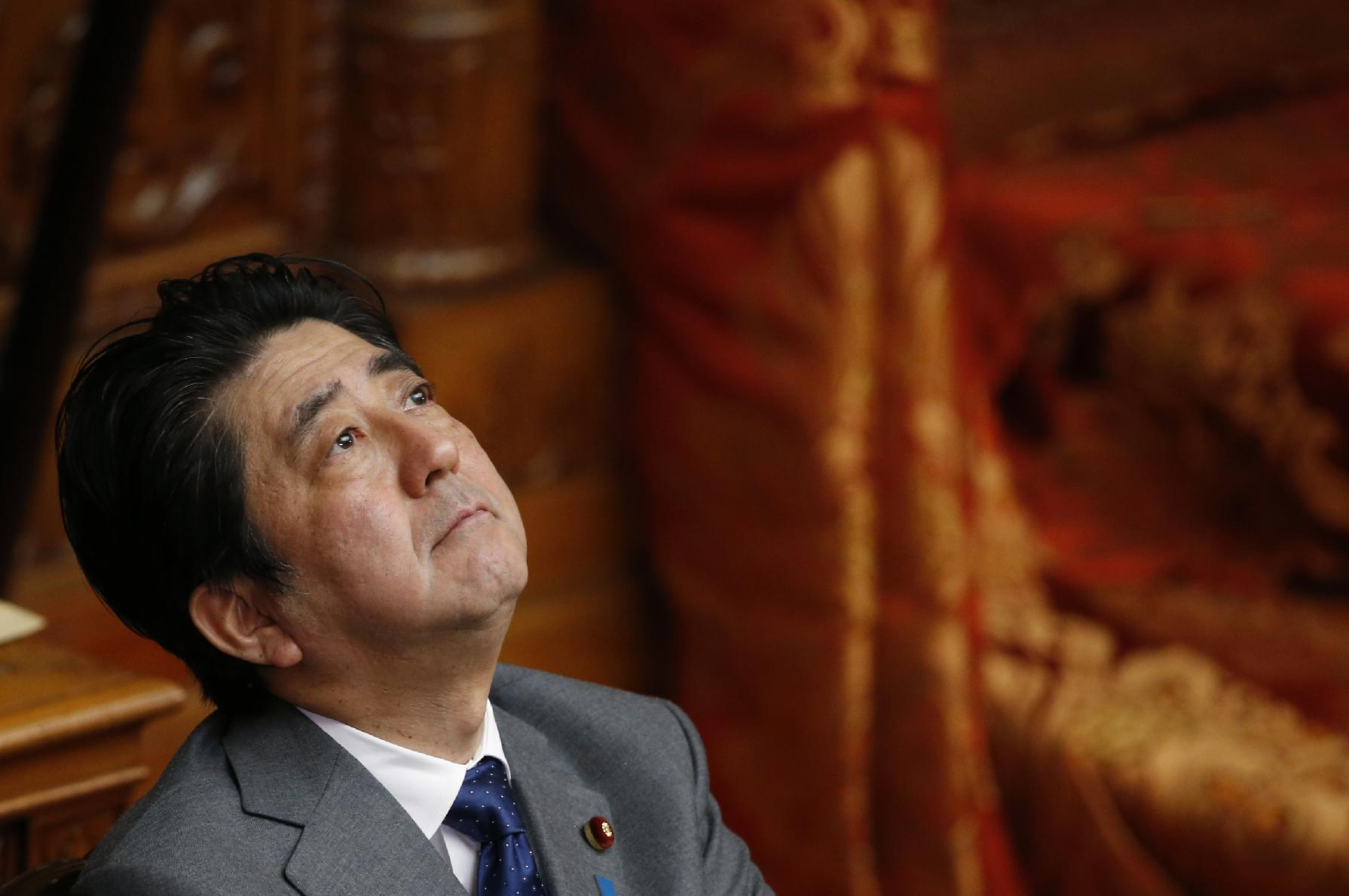 Analysis: The world's problems enter Japan's psyche, again