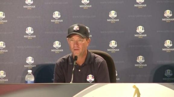 Davis Love III on Team USA