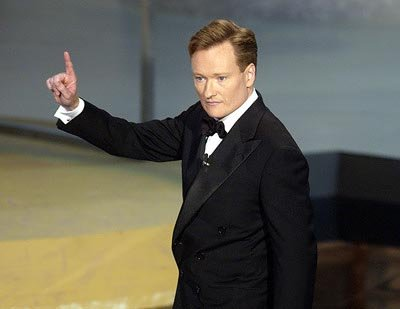 Host Conan O'Brien