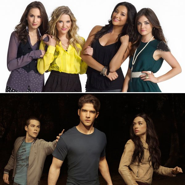 'Pretty Little Liars,' 'Teen Wolf' & More Score Teen Choice Nominations