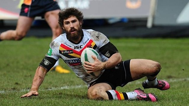 Jarrod Sammut scored a brace of tries as Bradford defeated Rochdale Hornets