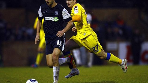 Mark Phillips, left, is set to return for Southend