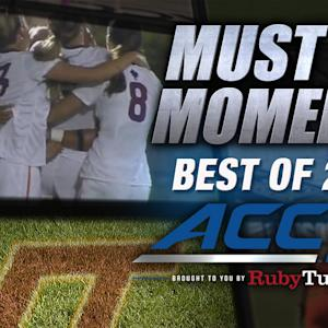 VT's Ashley Meier Buries Long-Range Goal | Best of 2014 Must See Moment