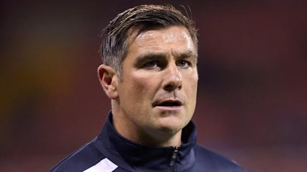 Richie Barker has taken over at Portsmouth