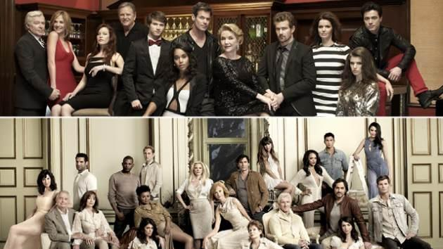 The new cast photos for 'One Life To Live' and 'All My Children' -- The Online Network