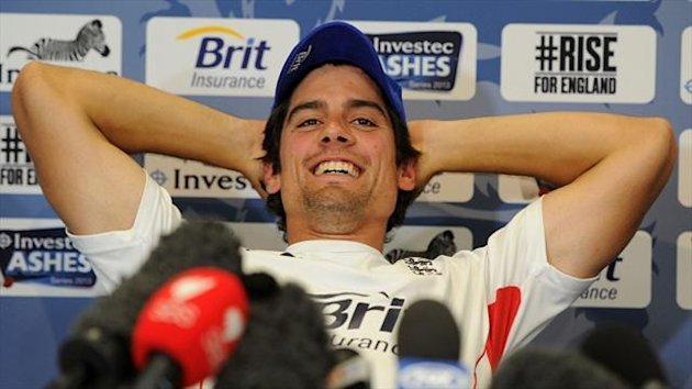 Alastair Cook's back problem will not be a long-term issue, according to stand-in England captain Matt Prior.