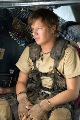 Chris Egan in Screen Gems' Resident Evil: Extinction