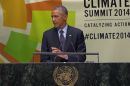 Obama on Climate Change: 'No Nation Is Immune'