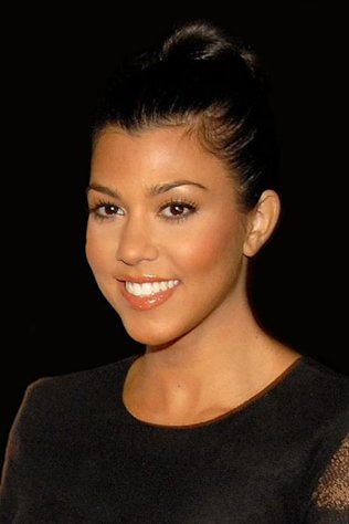 Kourtney Kardashian dropped her baby weight pretty quickly!