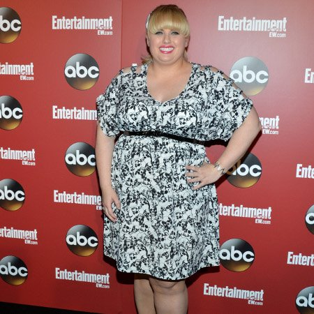 Rebel Wilson: Food comes before fashion