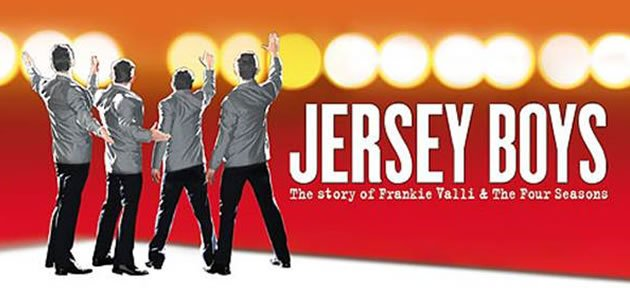 "Hit musical ""Jersey Boys"" hits Singapore for the first time."