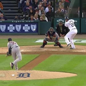 Astros get an out at the plate