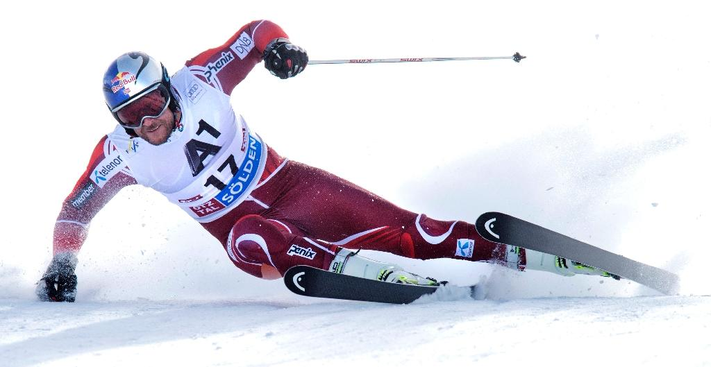 Svindal claims double Canadian triumph