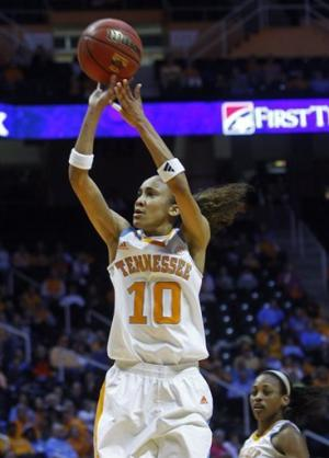 No. 9 Lady Vols rout Mississippi State 88-45