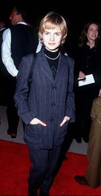 Jennifer Jason Leigh at the Hollywood premiere of Dimension's From Dusk Till Dawn