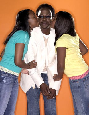 "Bobby Brown with daughters La Princia and Bobbi Kristina Bravo's ""Being Bobby Brown"""