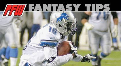Week Nine fantasy tips: WRs