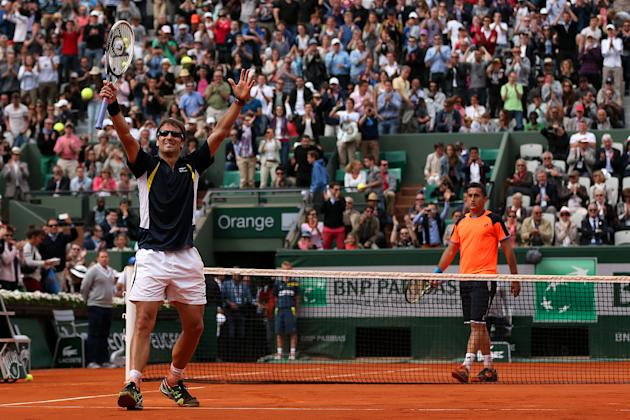 2013 French Open - Day Eight