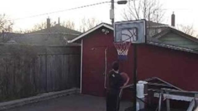 A Topsy-Turvy Method of Playing Basketball