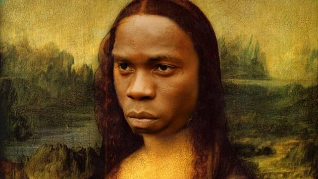 The &#39;Mario Lisa&#39; - Mario Balotelli - &#39;as valuable as the Mona Lisa&#39;