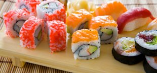 Why eating sushi could protect your teeth