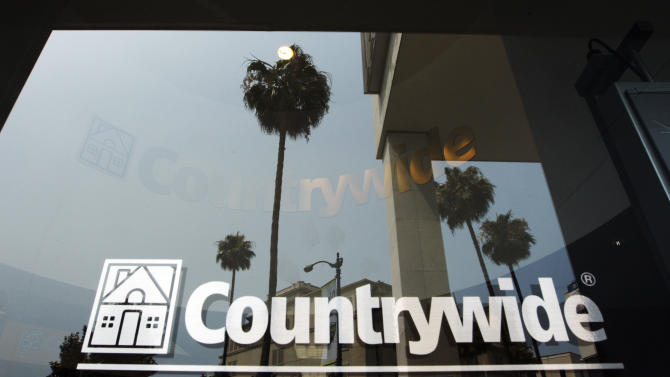 US suit alleges 'brazen' fraud at Countrywide