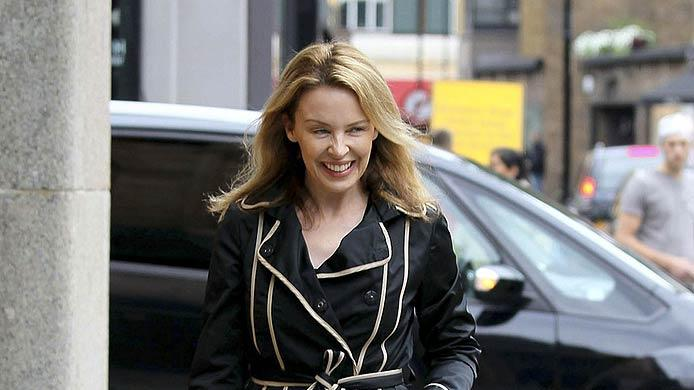 Kylie Minogue Kensington