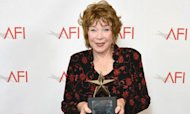 Shirley MacLaine Picks Up Top Film Award