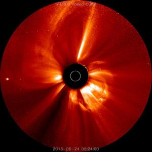 US Space Weather Tracking Website Still Active Despite Government Shutdown
