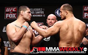 Is the Trilogy Really the End of Cain Velasquez vs. Junior dos Santos Rivalry?