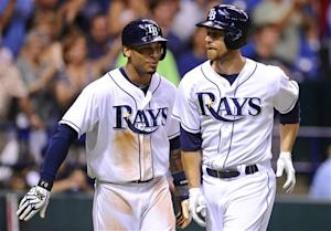 Escobar and Zobrist homer, Rays beat Twins