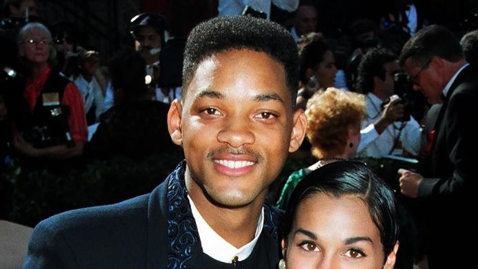 Will Smith and Sheree Smith