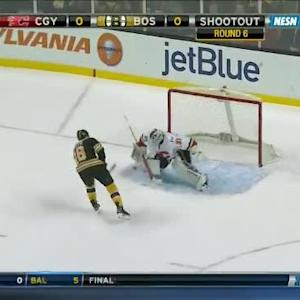 Karri Ramo Save on Reilly Smith (00:00/SO)