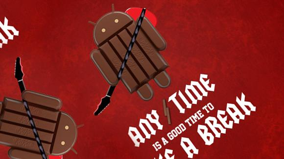 Android KitKat teased with updates for Hangouts, Gmail, Search