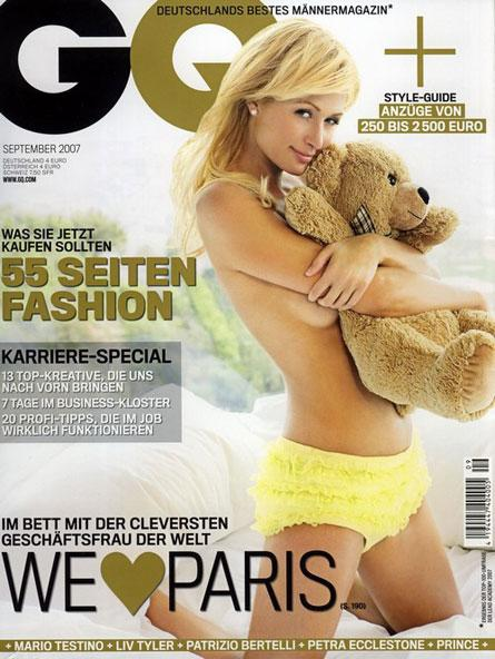 Paris Hilton: Repeat offender for violating stuffed toys.