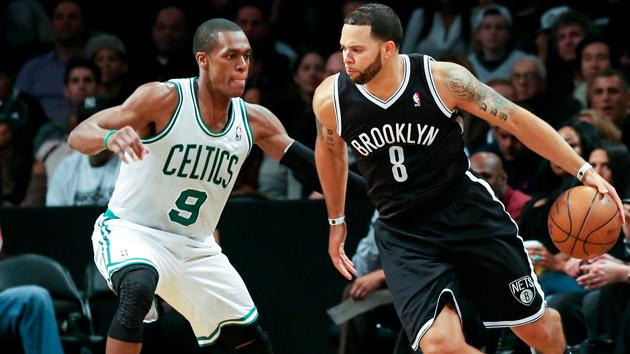 Rajon Rondo and Deron Williams