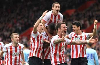 Southampton 2012-13 Premier League fixtures in full