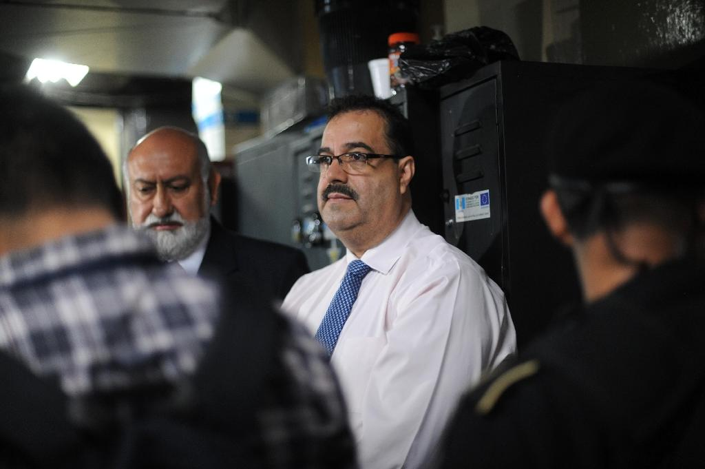 Guatemalan central bank, social security chiefs arrested