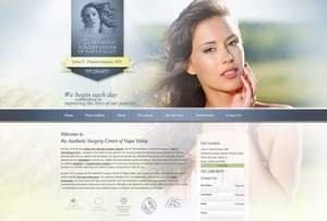 The Aesthetic Surgery Center of Napa Valley Launches a New Website to Improve Patient Care