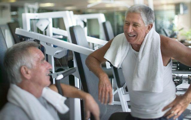 New US fitness centres cater to ageing baby boomers