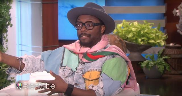 Will.I.Am Shares A Hilarious Story Of That Time Michael Jackson Went To A Prince Concert
