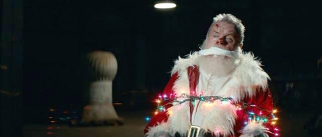 Santa Fights For His Life. Christmas Revenge Is Coming To Town. #ShortFilm