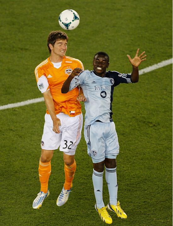 Sporting Kansas City v Houston Dynamo