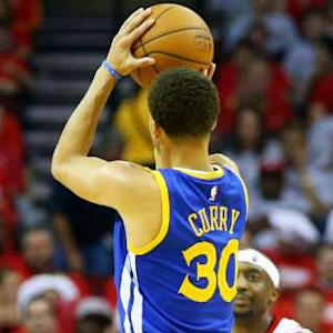 Stephen Curry's Record Breaking 59 Post-Season Threes