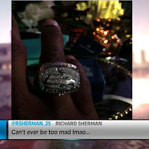 Richard Sherman and Patrick Peterson restart Twitter feud