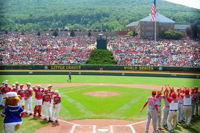 Little League World Series 2015 schedule for Sunday